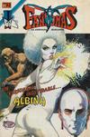 Cover for Fantomas Serie Avestruz (Editorial Novaro, 1977 series) #49