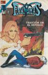 Cover for Fantomas Serie Avestruz (Editorial Novaro, 1977 series) #51