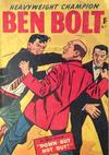 Cover for Ben Bolt (Magazine Management, 1958 series) #7