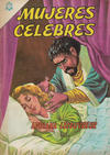 Cover for Mujeres Célebres (Editorial Novaro, 1961 series) #41 [Regular Cover]