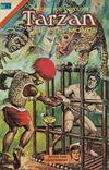 Cover for Tarzan Serie Avestruz (Editorial Novaro, 1975 series) #6