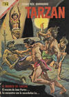 Cover for Tarzán (Editorial Novaro, 1951 series) #183