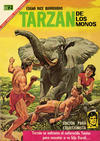 Cover for Tarzán (Editorial Novaro, 1951 series) #186