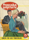 Cover for Capricho (Editorial Bruguera, 1963 ? series) #1