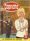 Cover for Capricho (Editorial Bruguera, 1963 ? series) #2