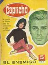 Cover for Capricho (Editorial Bruguera, 1963 ? series) #13