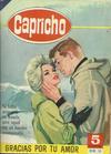 Cover for Capricho (Editorial Bruguera, 1963 ? series) #14