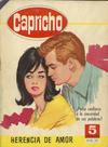 Cover for Capricho (Editorial Bruguera, 1963 ? series) #16