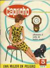 Cover for Capricho (Editorial Bruguera, 1963 ? series) #18