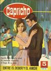 Cover for Capricho (Editorial Bruguera, 1963 ? series) #19