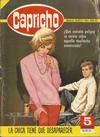 Cover for Capricho (Editorial Bruguera, 1963 ? series) #21