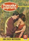 Cover for Capricho (Editorial Bruguera, 1963 ? series) #25