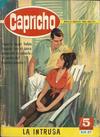 Cover for Capricho (Editorial Bruguera, 1963 ? series) #27