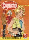 Cover for Capricho (Editorial Bruguera, 1963 ? series) #31