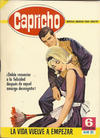 Cover for Capricho (Editorial Bruguera, 1963 ? series) #51