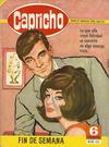 Cover for Capricho (Editorial Bruguera, 1963 ? series) #60