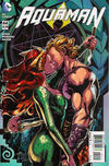 Cover for Aquaman (DC, 2011 series) #44 [Direct Sales]