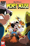 Cover for Mickey Mouse (IDW, 2015 series) #5 / 314 [subscription variant]
