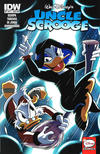 Cover for Uncle Scrooge (IDW, 2015 series) #7 / 411 [subscription variant]