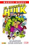 Cover for Marvel Héroes (Panini España, 2012 series) #63 - El Increíble Hulk: Un Monstruo entre Nosotros