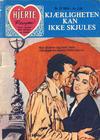 Cover for Hjerterevyen (Serieforlaget / Se-Bladene / Stabenfeldt, 1960 series) #37/1974
