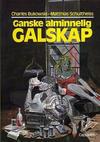 Cover for Ganske alminnelig galskap (Cappelen, 1988 series)