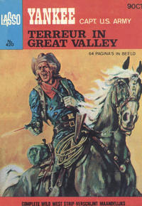 Cover Thumbnail for Lasso (Nooit Gedacht [Nooitgedacht], 1963 series) #420