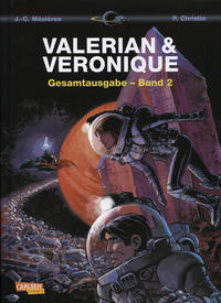 Cover Thumbnail for Valerian & Veronique Gesamtausgabe (Carlsen Comics [DE], 2010 series) #2