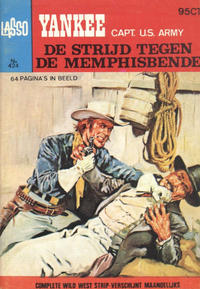 Cover Thumbnail for Lasso (Nooit Gedacht [Nooitgedacht], 1963 series) #424