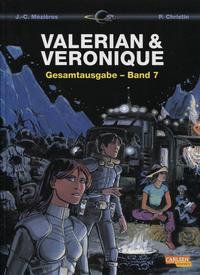 Cover Thumbnail for Valerian & Veronique Gesamtausgabe (Carlsen Comics [DE], 2010 series) #7