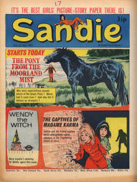 Cover Thumbnail for Sandie (IPC, 1972 series) #17