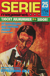 Cover Thumbnail for Seriemagasinet (Semic, 1970 series) #25/1979