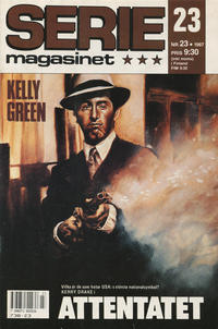 Cover Thumbnail for Seriemagasinet (Semic, 1970 series) #23/1987