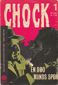 Cover Thumbnail for Chock (Interpresse, 1966 series) #1