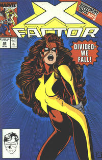 Cover Thumbnail for X-Factor (Marvel, 1986 series) #48 [Direct]