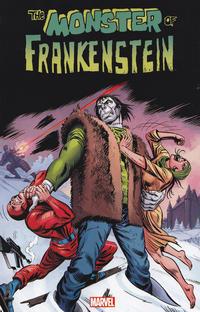 Cover Thumbnail for Monster of Frankenstein (Marvel, 2015 series)