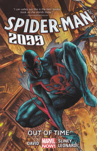 Cover Thumbnail for Spider-Man 2099 (Marvel, 2015 series) #1 - Out of Time