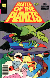 Cover Thumbnail for Battle of the Planets (Western, 1979 series) #5 [Whitman]