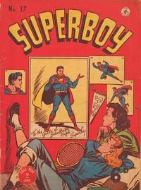 Cover Thumbnail for Superboy (K. G. Murray, 1949 series) #17