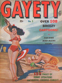 Cover Thumbnail for Gayety (Marvel, 1943 series) #5