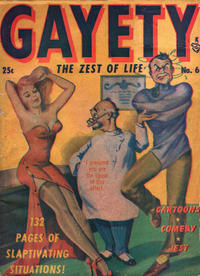 Cover Thumbnail for Gayety (Marvel, 1943 series) #6