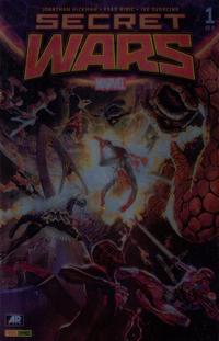 Cover Thumbnail for Secret Wars (Panini España, 2015 series) #1