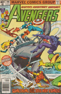 Cover Thumbnail for The Avengers (Marvel, 1963 series) #190 [Newsstand]