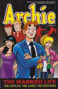 Cover Thumbnail for Archie: The Married Life (Archie, 2011 series) #4