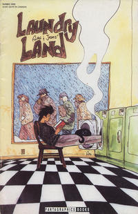 Cover Thumbnail for Laundryland (Fantagraphics, 1990 series) #3