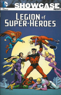 Cover Thumbnail for Showcase Presents: Legion of Super-Heroes (DC, 2007 series) #5