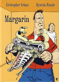 Cover Thumbnail for Margarin (Seriehuset AS, 2006 series)