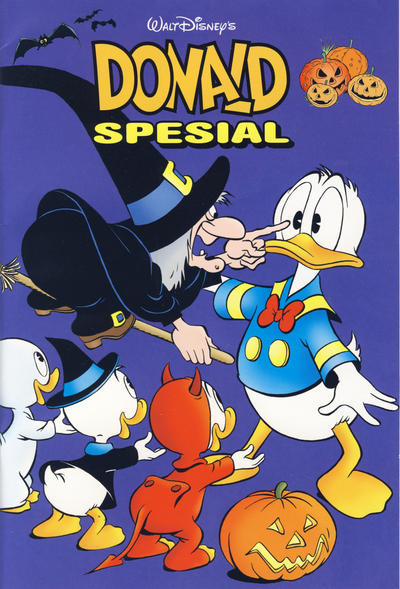 Cover for Donald spesial (Hjemmet / Egmont, 2013 series) #[5/2015]