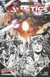 Cover Thumbnail for Justice League (2011 series) #44 [New York Comic Con Cover]