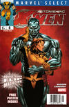 Cover for Marvel Select Flip Magazine (Marvel, 2005 series) #6 [Newsstand]